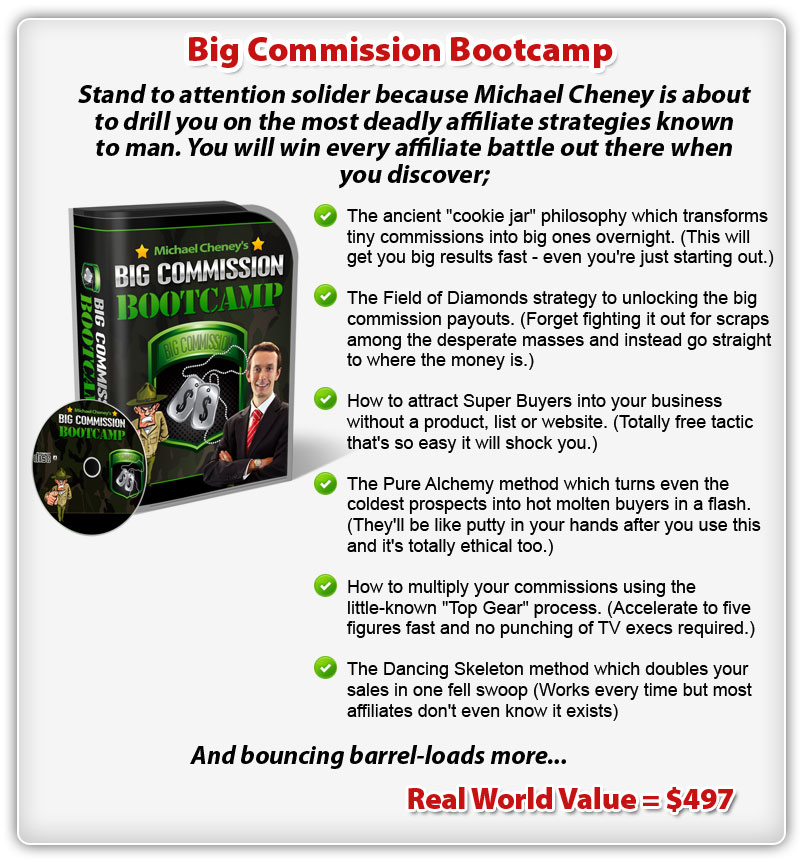 Big Commission Bootcamp ConYeco