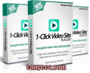 1-Click Video Site Builder Review Bonuses – WordPress Plugin Creates Video Affiliate Sites in Under 60 Seconds!