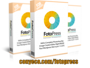 FotoPress Review Bonuses – WP FotoPress is the PHOTOSHOP FOR WORDPRESS!
