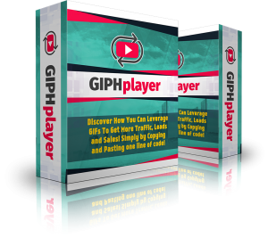 GIPHplayer Review Bonuses – WORLD'S FIRST GIF and Cinemagraphs player
