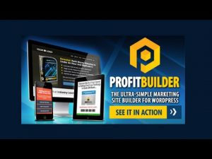 How to Build Awesome Landing Pages with the WP Profit Builder Plugin for WordPress