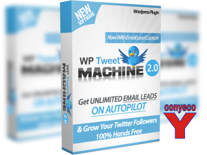 WP TweetMachine V2 Review Bonuses – Get Unlimited Email Leads From Twitter And Grow Your Twitter Followers Faster – on Complete AUTOPILOT