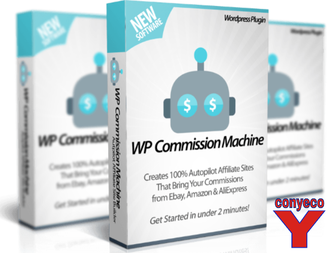 WP Commission Machine Review Bonuses – New 3-in-1 Plugin Builds Ecom Affiliate Stores from Amazon, Ebay & AliExpress