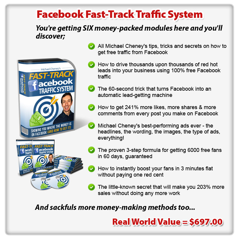 Facebook Fast-Track Traffic System ConYeco